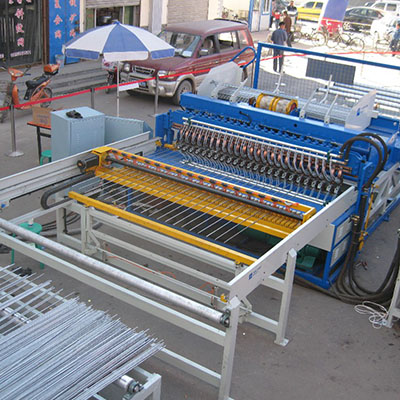 Reinforced wire mesh machine manufacturer