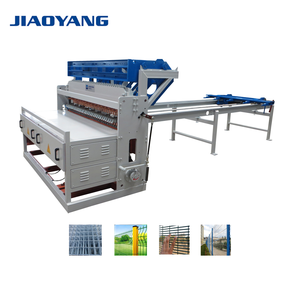 China Welded Wire Mesh Machine Factory for Fence