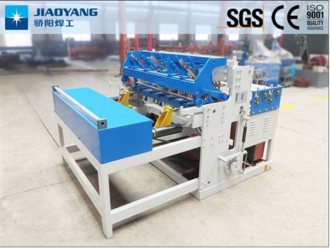 Galvanized building welded mesh machine introduction