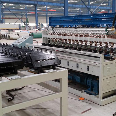 Crimped wire mesh machine price