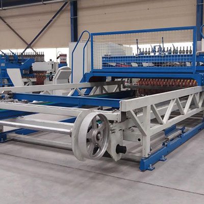 Automatic concrete reinforced mesh spot welding machine manufacturer