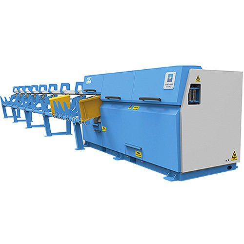 Anping Jiaoyang Full automatic mental welded wire straightening and cutting machine