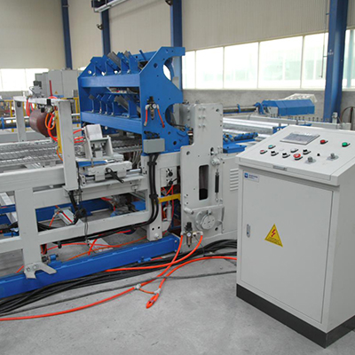 Automatic Chicken Cage Welding Machine CE / ISO9001 Approved