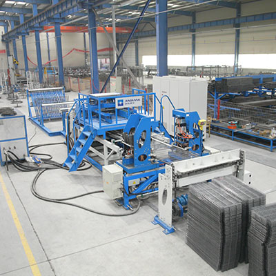 China industrial mesh welding machine supplier