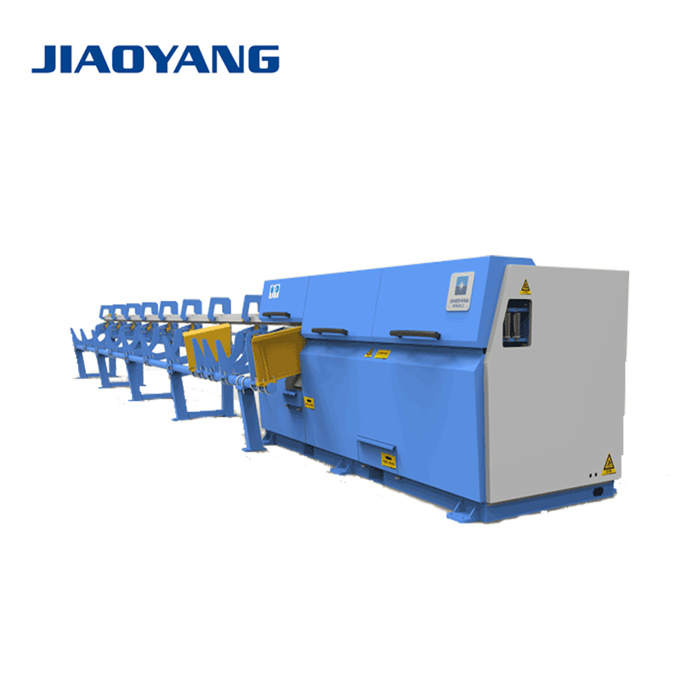 Jiaoyang High Speed Wire Straightening and Cutting Machine from China Supplier