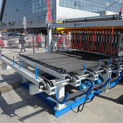 China RC mesh machine