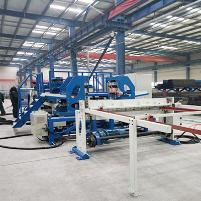 China quality shelves mesh welding machine uses