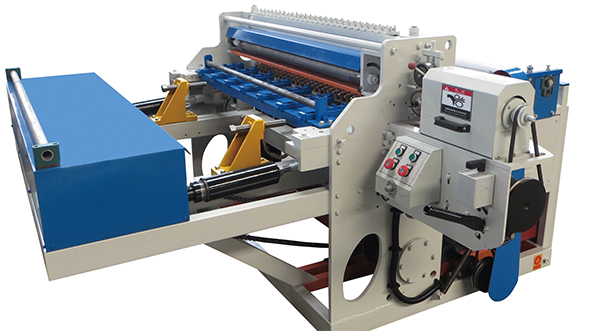 Features of 3D panel mesh machine