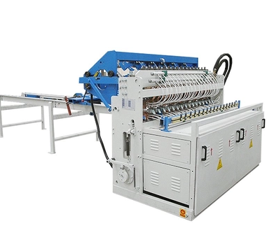 Wire Mesh Welding Machine Details