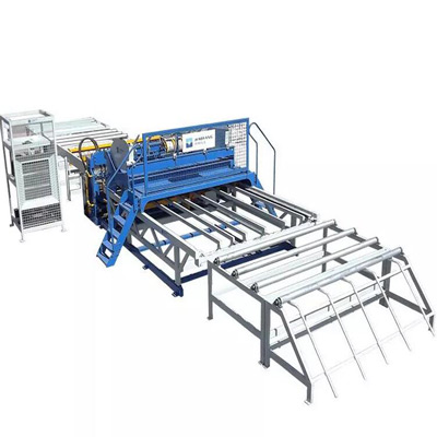 Reinforcement-wire-mesh-machine